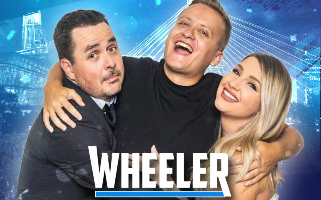 Wheeler in the Morning with Jasmin Laine & Tyler Carr